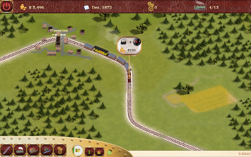 Railroad Manager 3 screenshot 2