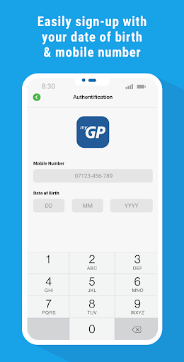 myGP® - Book NHS GP appointments screenshot 3