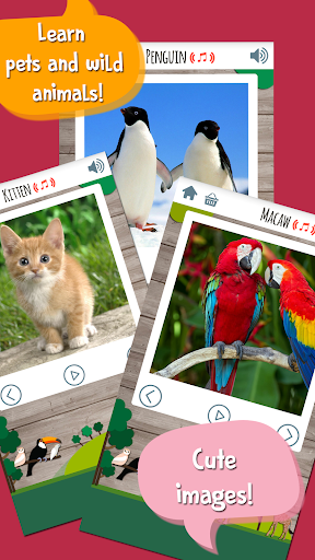 Kids Zoo Game: Educational games for toddlers screenshot 2