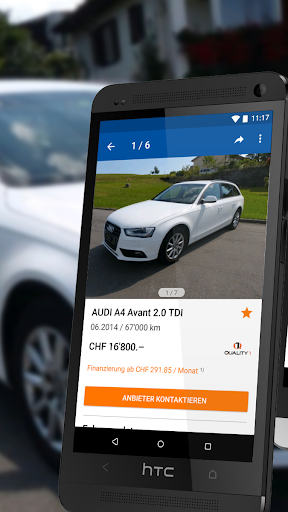 AutoScout24 Switzerland - Find your new car screenshot 2