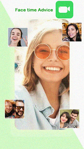 New FaceTime Video call & voice Call Guide screenshot 3