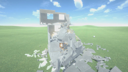 Destruction physics screenshot 7