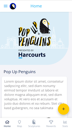 Pop Up Penguins 2020 screenshot 1