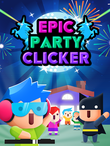 Epic Party Clicker - Throw Epic Dance Parties! screenshot 15