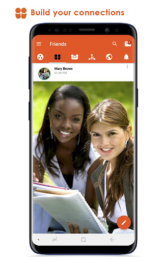 Who-React: Join your Ethnic Group, Find Friends screenshot 2