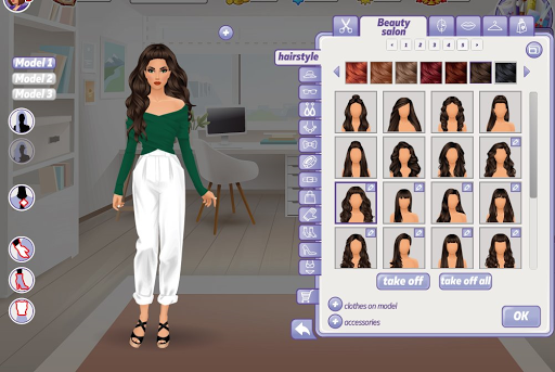 The Great Couturier Experience screenshot 2