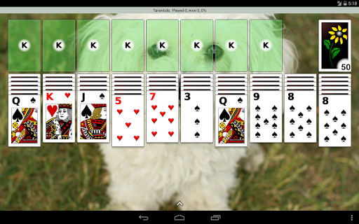 Patience Revisited Solitaire screenshot 3