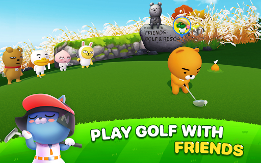 Golf Party with Friends screenshot 1