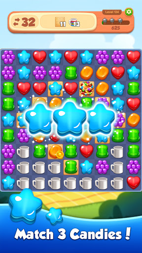 Candy N Cookie : Match3 Puzzle screenshot 2