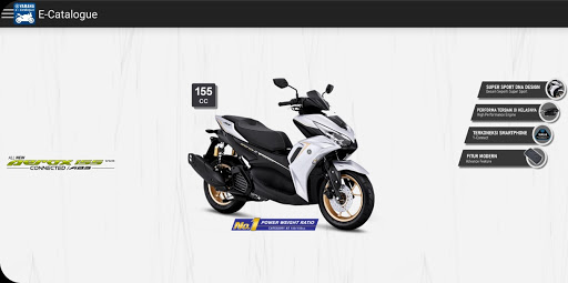Yamaha E-Catalogue screenshot 2