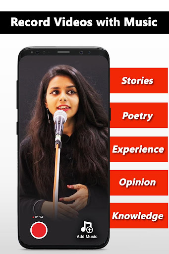 Live Event-Poetry Shayari Stories-Indian Video App screenshot 4