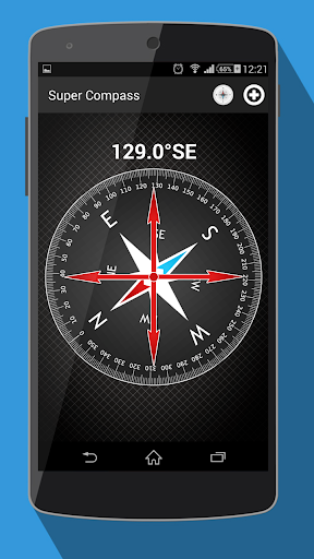 Compass for Android screenshot 3