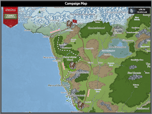 Idle Champions of the Forgotten Realms screenshot 7