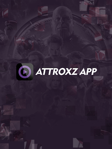 Attroxz APP screenshot 1