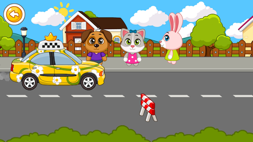 Taxi for kids screenshot 2