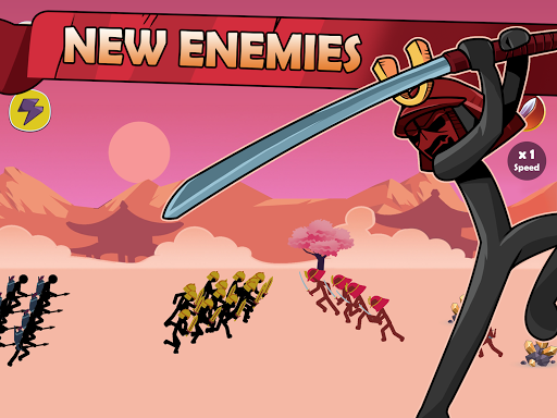 Stickman War Legend of Stick screenshot 10