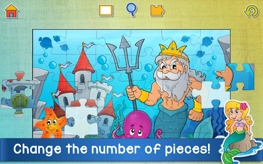 Jigsaw Puzzles Game for Kids & Toddlers 🌞 screenshot 2