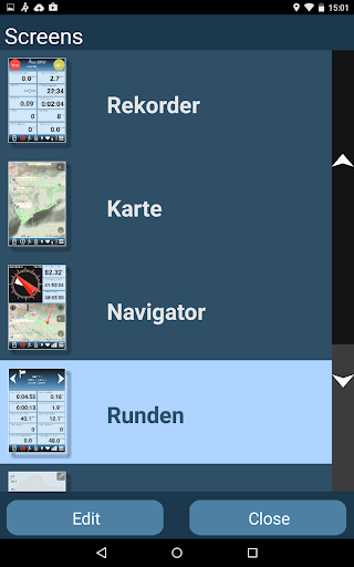 RunGPS Trainer Lite screenshot 6