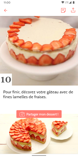 Cyril Lignac: Mes Desserts screenshot 5