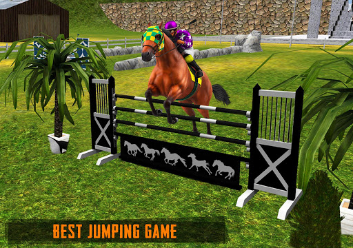 Horse Jumping Simulator 2020 screenshot 8
