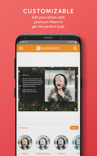 Postagram: Send Custom Photo Postcards screenshot 16