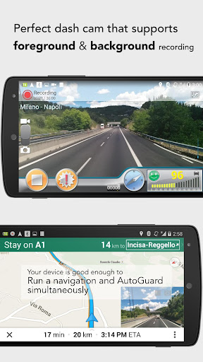AutoGuard Dash Cam screenshot 1