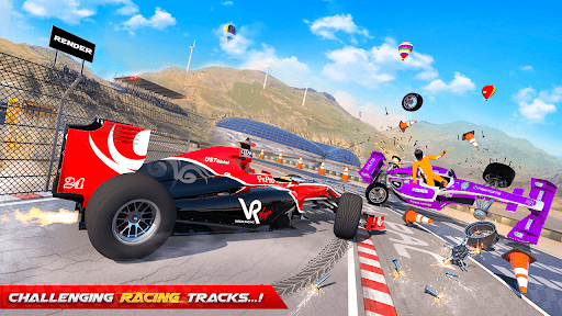 High Speed Formula Car Racing screenshot 15