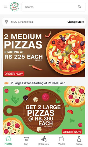 La Pino'z Order Online Pizza screenshot 6