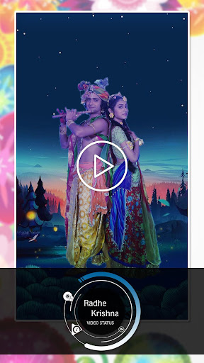 Radhe Krishna Video Status screenshot 2