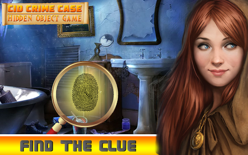CID Crime Case Investigation : Hidden Object Game screenshot 2