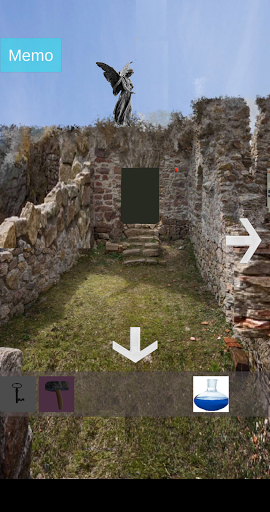 Escape from the ruins -three-minute labyrinth- screenshot 3
