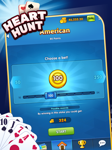 GamePoint Hearthunt screenshot 3