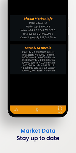 BTC Miner screenshot 4