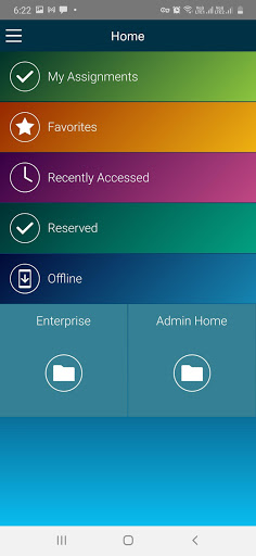 CSMobile for use with Intune screenshot 3