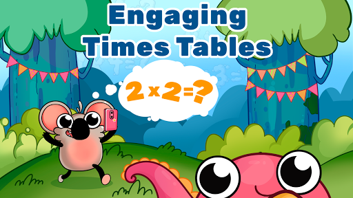 Engaging Multiplication Tables screenshot 6