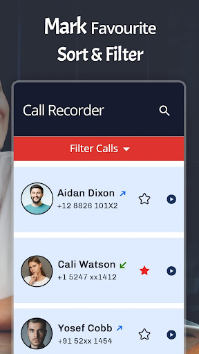 Automatic Call Recorder Latest (ACR) screenshot 5