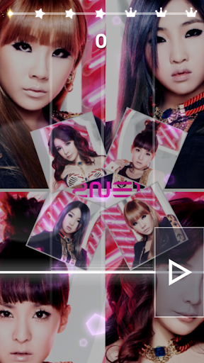 2 NE 1 Magic Tiles 3-KPOP Music Tiles screenshot 7
