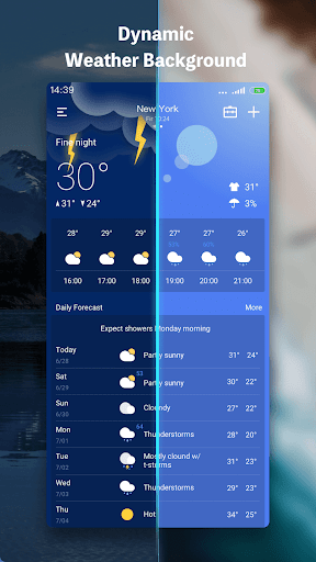 Weather Forecast screenshot 4