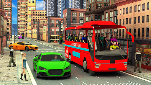City Traffic Racer screenshot 2
