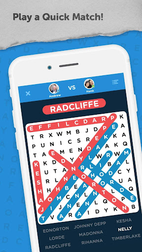 Infinite Word Search Puzzles screenshot 2