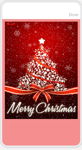 Christmas & New Year Greetings Ecard and GIF capture d ecran 13