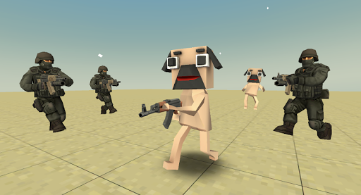 ( ͡° ͜ʖ ͡°) PugWars screenshot 3
