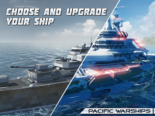 Pacific Warships screenshot 13