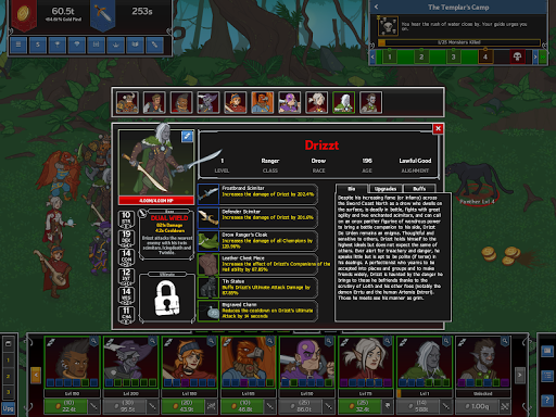 Idle Champions of the Forgotten Realms screenshot 5
