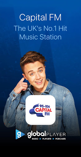 Capital FM Radio App screenshot 1