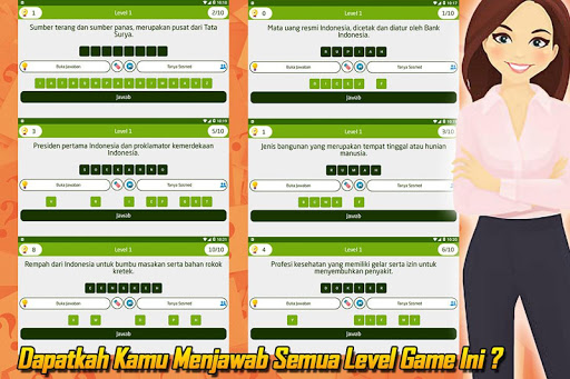 Asah Otak Game screenshot 5