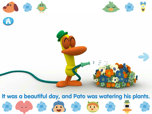 Pocoyo meets Nina screenshot 8