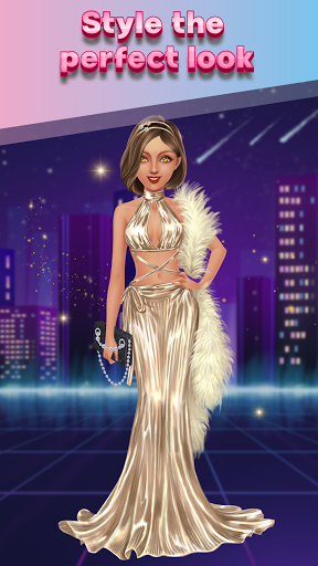 Fashion Show: Dress Up Competition Game with level screenshot 5