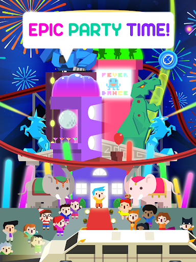 Epic Party Clicker - Throw Epic Dance Parties! screenshot 7