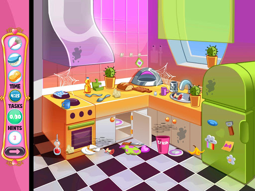 Dolly The House Cleaner Game screenshot 10